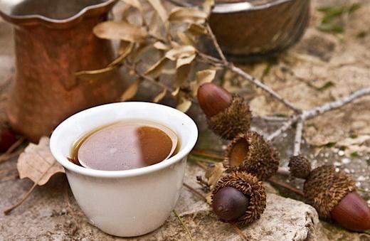 Свойства чая из коры дуба