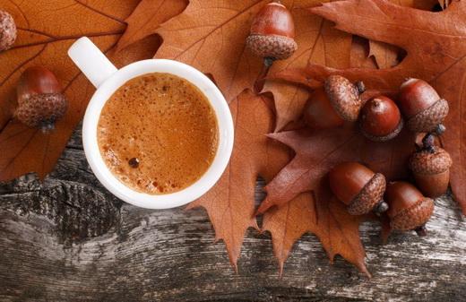 Кофе с желудями