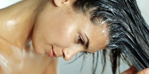 Свойства голубой глины для волос