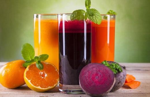 Полезные соки из грейпфрута