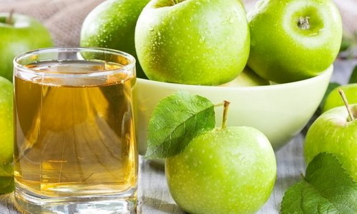 Польза яблочного сока