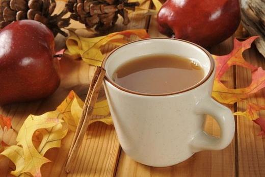 Польза яблочного чая