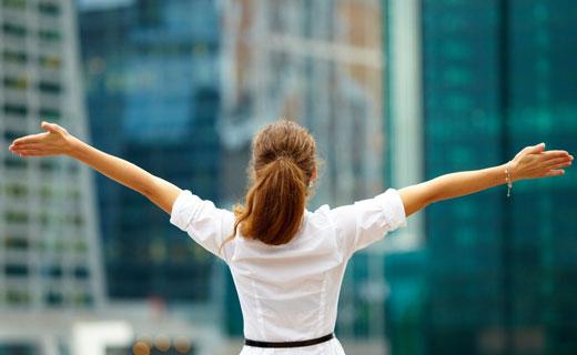 как женщине добиться успеха в жизни