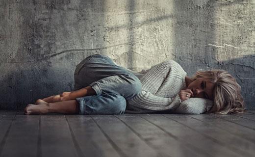 как женщине избавиться от страха одиночества