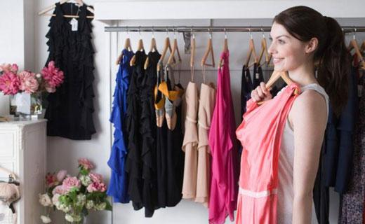 как женщине подобрать правильный гардероб