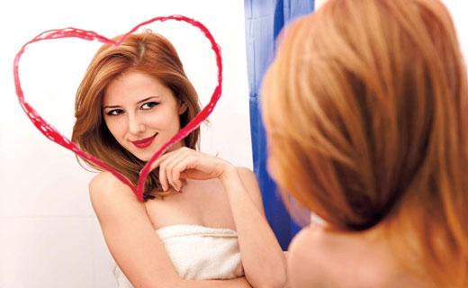как женщине полюбить себя