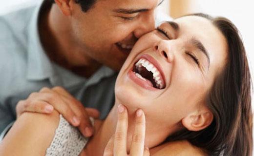как женщине развить чувство юмора