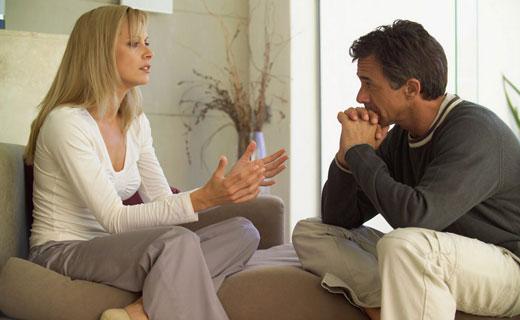 как начать серьезный разговор с мужчиной