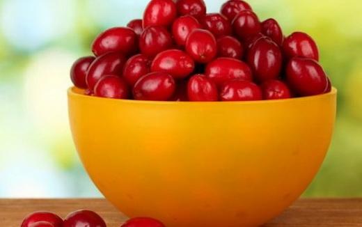 Свойства ягод кизила