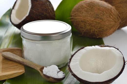 Польза мякоти кокоса