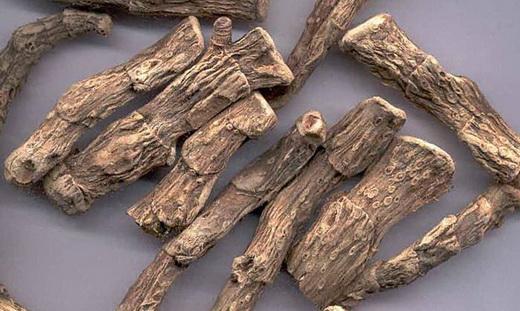 Сухие корни аира