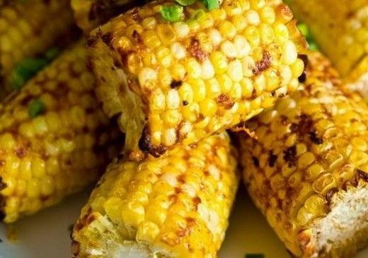Польза жаренной кукурузы