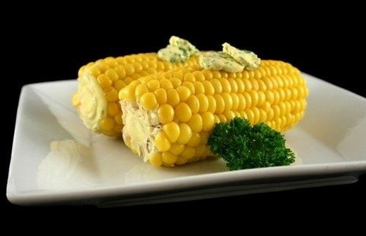 Свойства вареной кукурузы