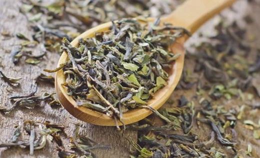Сушеный курильский чай