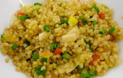 Рис с квиноа