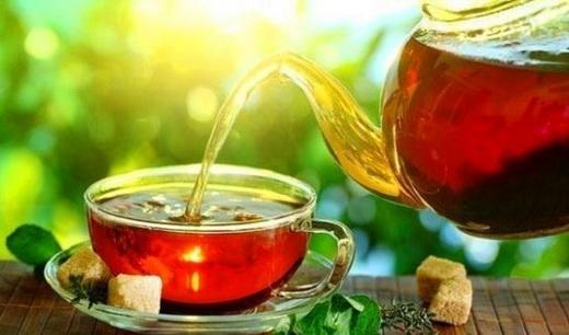 Свойства чая с листьями земляники