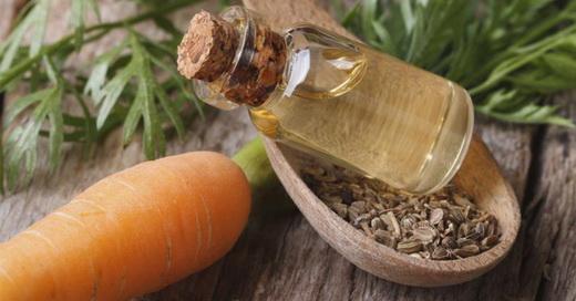 Настойка на основе семян моркови