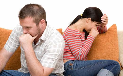 неудачные отношения между мужчиной и женщиной