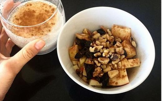 Блюда с грецкими орехами