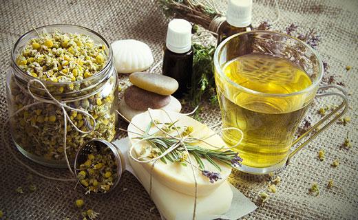 особенности ингридиентов травяных чаев