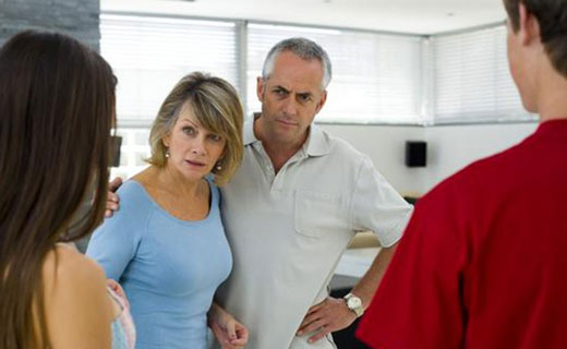 отношения с родителями мужа