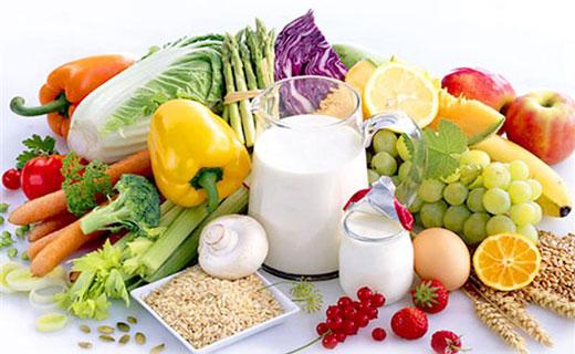питание в поддержании здоровья