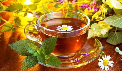 Травяной чай с пол пала