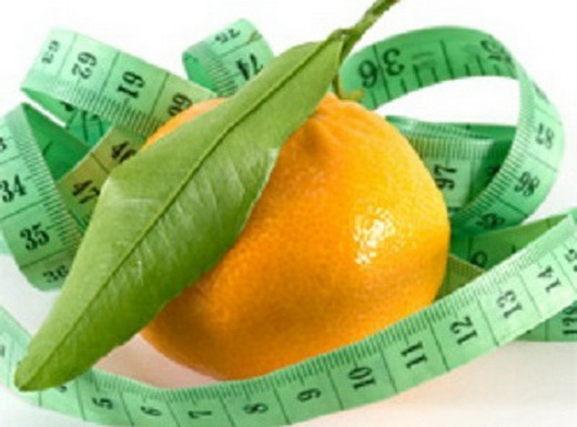 Польза мандарина при похудении