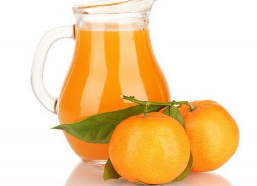 Польза сока из мандаринов