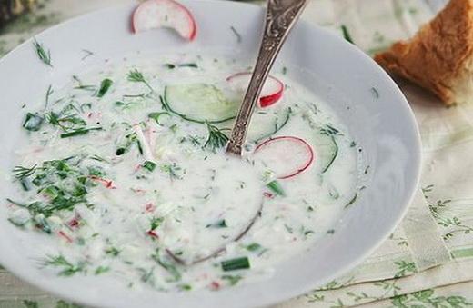 Польза супа с редиской