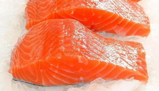 Полезная красная рыба