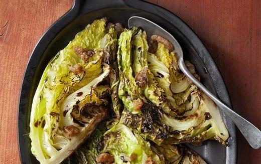 Блюда из савойской капусты