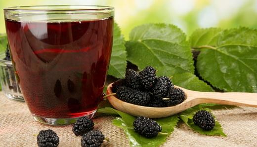 Польза чая с шелковицы