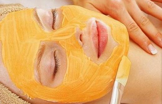 Польза маски из тыквы