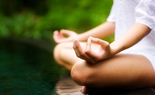 в чем польза медитации