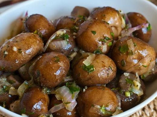грибы дубовики рецепт приготовления