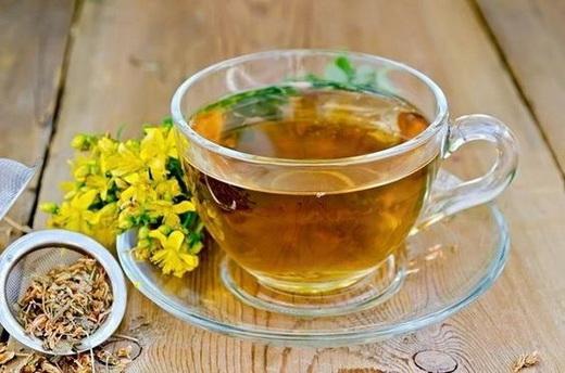 Свойства чая с зверобоем